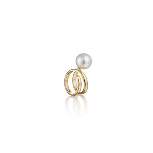 curly_pearl ring