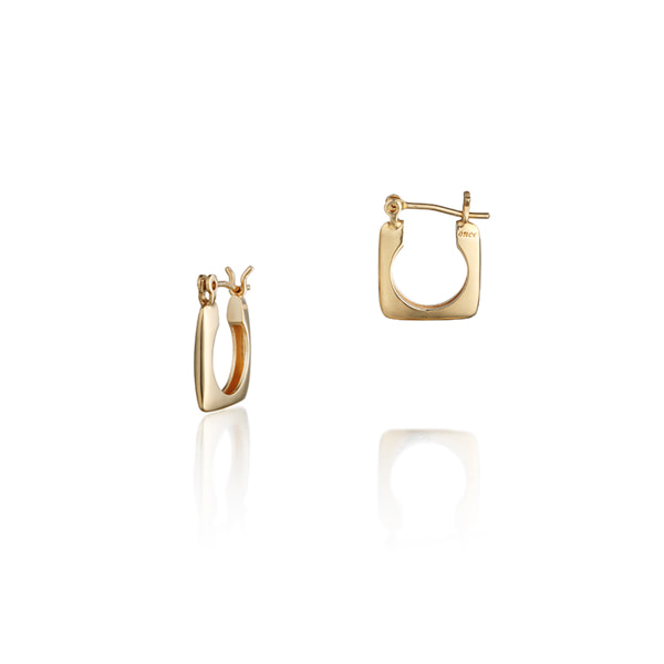 square earring_small