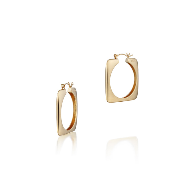 square earring_large